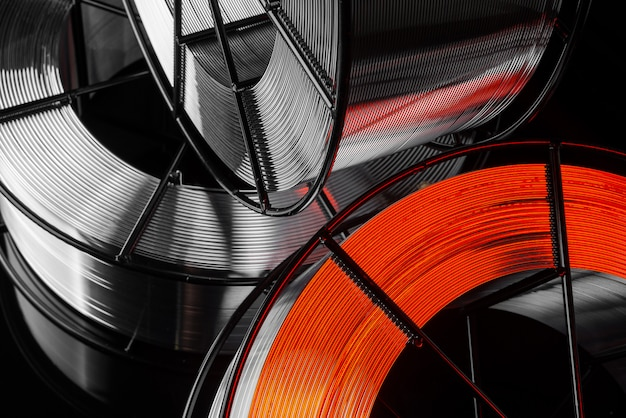 Welding wire, stainless steel