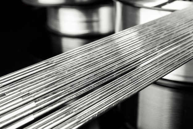 Welding wire, stainless steel