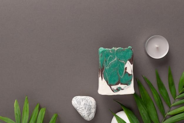 Оздоровительный и спа-состав с травяным мылом своими руками