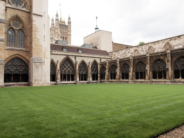 ロンドンのウェストミンスター寺院教会