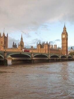Вестминстерский мост в лондоне