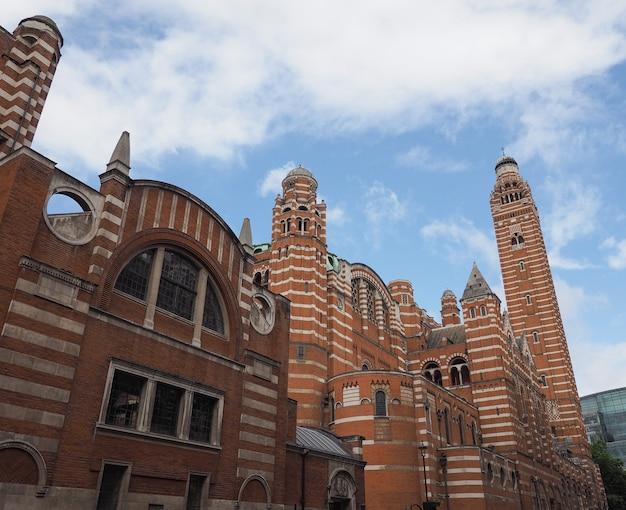 런던의 웨스트민스터 대성당