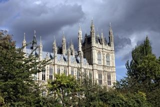 Westminster palace, parlament