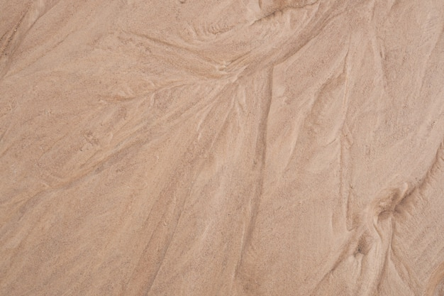 Wet sand nature texture background