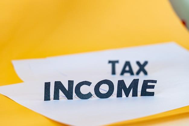 При ведении бизнеса вы, вероятно, сосредотачиваетесь на доходах, но никогда не сосредотачиваетесь на налогах. это как имидж