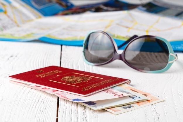 休暇中に旅行に行く場所