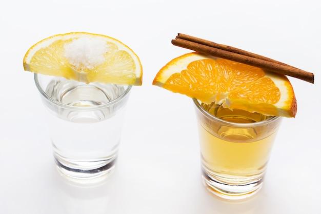 Виски и текила