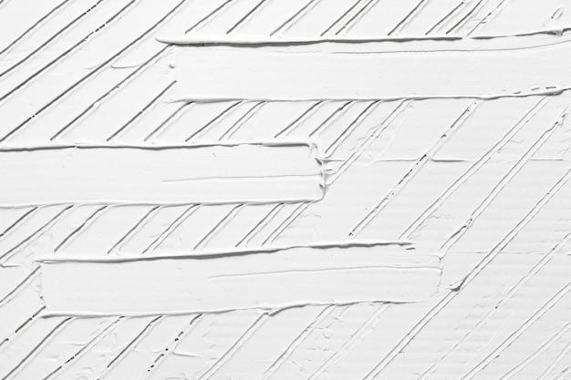 흰색 추상적 인 배경 석고 릴리프 텍스처 장식 여유 공간 텍스트 디자인 수리 개념