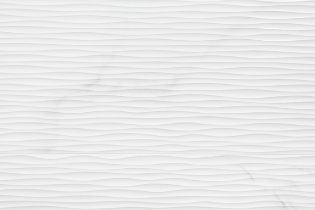 White abstract wave background with linen texture
