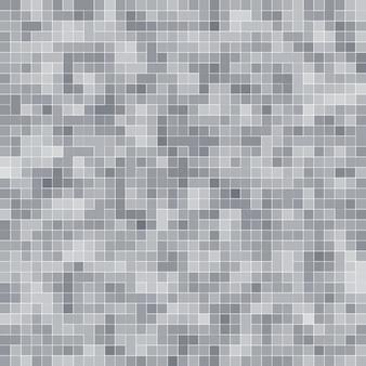 白とグレーのタイルの壁の高解像度の壁紙またはレンガのシームレスでテクスチャの内部の背景。