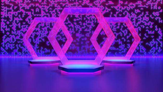 나무 바닥과 흰색 벽이 있는 흰색 안락의자, 거실의 미니멀리즘 인테리어, 프레임 모형, 3d 렌더링