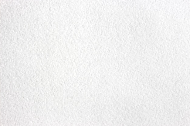 수채화 용지의 흰색 배경