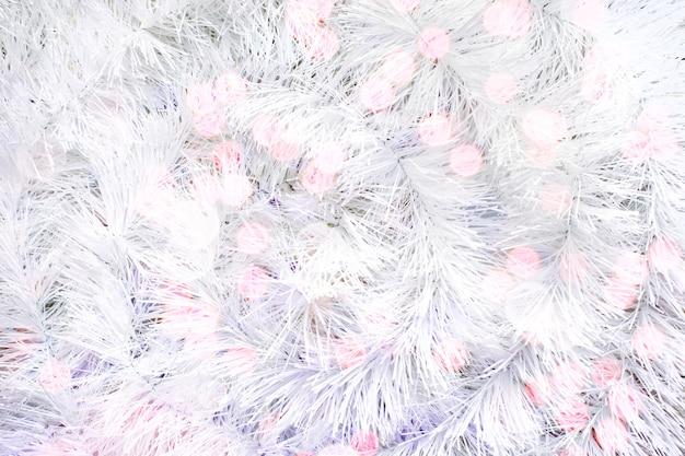 흰색 합성 반짝이의 흰색 배경