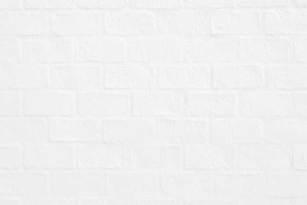 White background texture wall