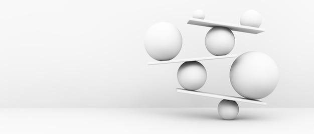 3d 렌더링에서 흰색 균형 공