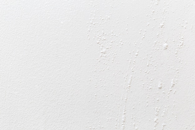 White blank concrete wall for background-image.
