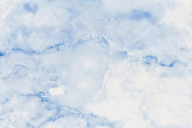 白青大理石のテクスチャ背景、天然タイルの石の床。