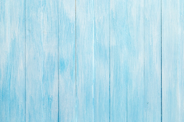 A white blue wooden background.