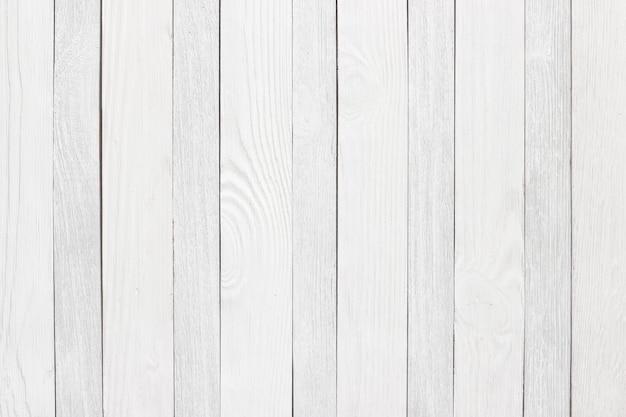 Белые доски как фон, легкая текстура деревянного стола или пола