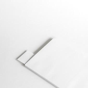 Mockup del libro bianco