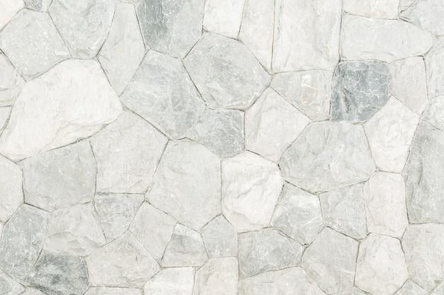 White brick stone textures