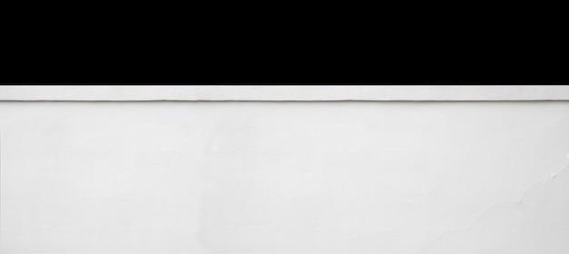 Белый фон кирпичной стены. изолированное изображение