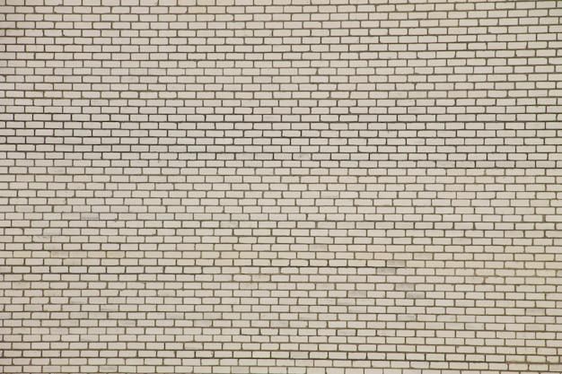 Белый фон кирпичной стены или текстуры