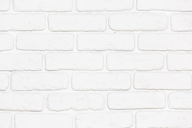 흰색 벽돌 벽 질감 배경