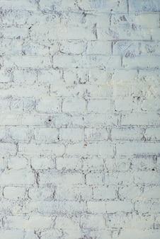 白いレンガの壁のテクスチャ。背景の壁紙の古い白いレンガのテクスチャの高解像度でエレガント。