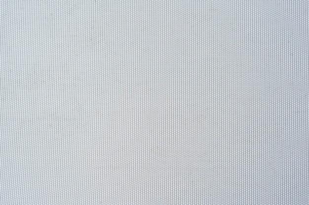 白い帆布生地テクスチャ背景白い綿生地布テクスチャパターン背景