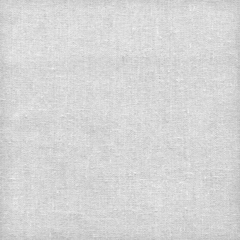 White canvas fabric texture or background