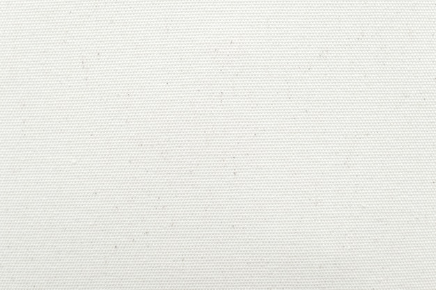 White canvas texture background. close-up.