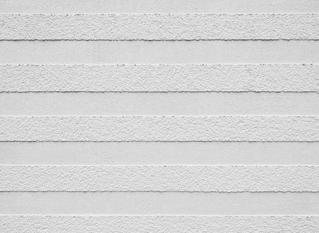 흰색 시멘트와 콘크리트 줄무늬 질감 배경 치장 벽토 석고 벽