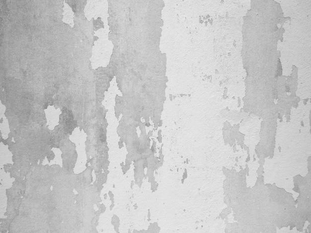 背景の白いセメントの壁のテクスチャ