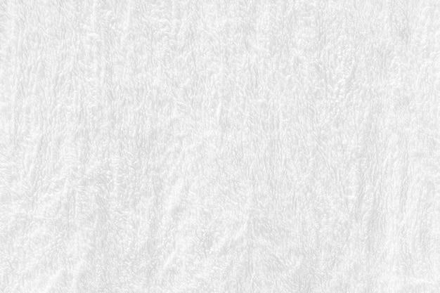 흰색 깨끗한 수건 파도 질감 배경