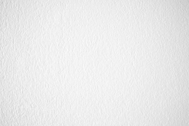 白いコンクリートの壁のテクスチャの抽象的な背景