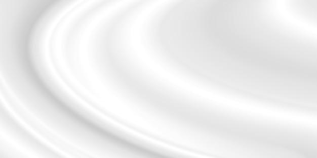 Белый косметический крем текстуры фона