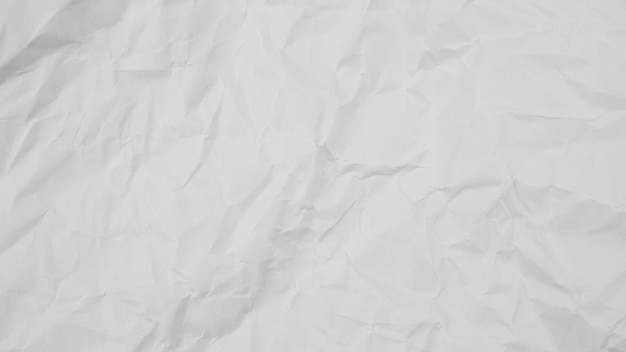 White creased paper texture background
