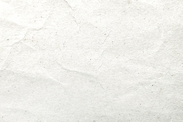 White crumpled paper pattern and texture background.
