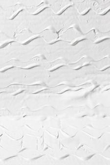 흰색 장식 석고 벽 추상적 인 배경 질감 치장 용 벽 토 여유 공간 구호 디자인 수리 개념