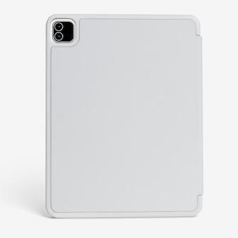 White digital tablet case
