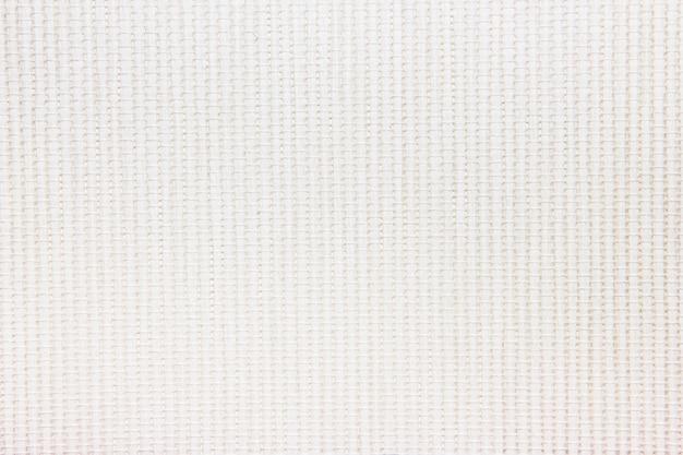 Белая ткань слепой занавес текстуры фона можно использовать для фона или крышки