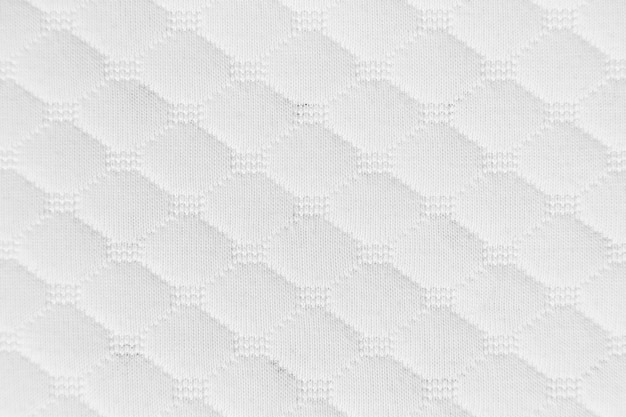 White fabric cloth background texture for design