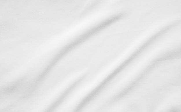 흰색 패브릭 부드러운 질감 표면 배경