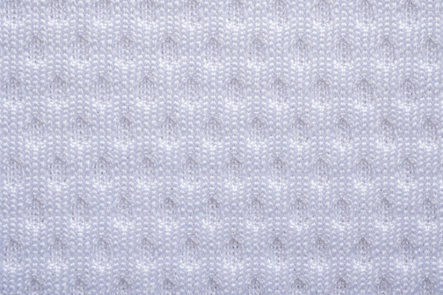White fabric sport clothing texture