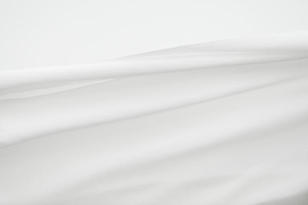 白い生地のテクスチャ背景デザイン要素