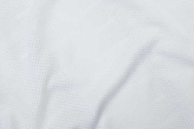 White fabric texture, cloth pattern.