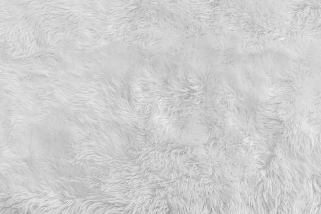 白い生地の質感。白色の背景 。概要