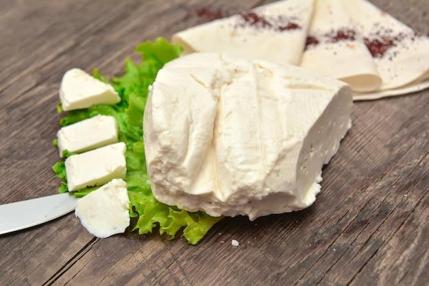 화이트 팜 유제품 치즈