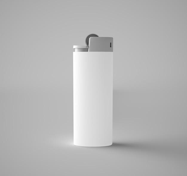 White gas lighter
